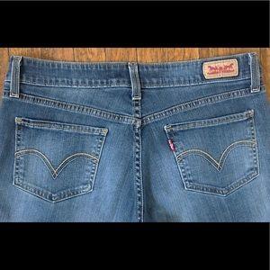 Levi's 518 Superlow Jeans Size 8
